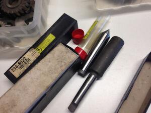 Accessoires tour à métal, couteaux à meule