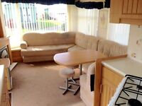 Private sale static caravan quick sale perfect new buy 12 month morecambe ocean edge
