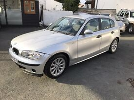 Bmw 1 series LOW MILES DRIVES LOVELY