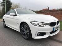 2014 BMW 4 Series 435d xDrive M Sport 2dr Auto Turbo Diesel *Massive Spec * M...