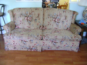 chesterfield with hide a bed