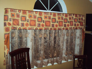 4 striking valances - these are almost FREE!!!!!!