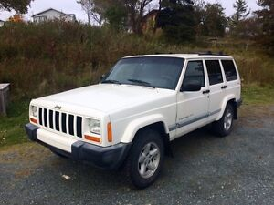 2000 Jeep Cherokee XJ Sport 4x4