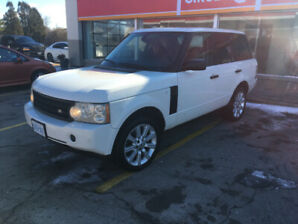 2007 Range Rover HSE Supercharged