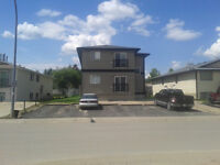 Newer 2 bedroom apartment for rent in Fox Creek AB