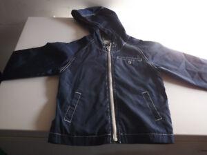 Boys jacket, size 5