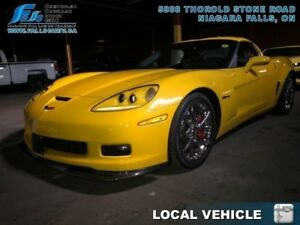 2010 Chevrolet Corvette Z06  7.0L,505HP,SHOWROOM QUALITY! ONLY 7