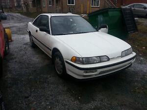 1990 Acura Integra Rs Coupe (2 door)