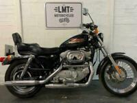 Harley-Davidson XLH883 sportster, xl883 ultra low miles. FREE DELIVERY