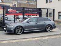 2015 Audi A6 Avant 2.0 TDI ultra Black Edition Avant S Tronic (s/s) 5dr