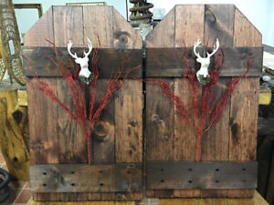 *SPECIAL Until the holiday season ends- Mini Barn Doors