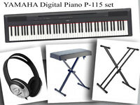YAMAHA Digital Piano P-115