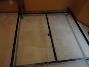Less Than Half Price...Heavy Duty Steel Queen Bed Rails