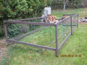 Dog run/fencing for sale