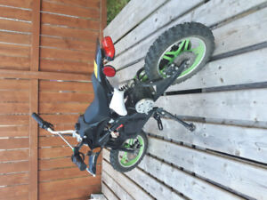 36 VOLT BATTERY OPERATED DIRT BIKE