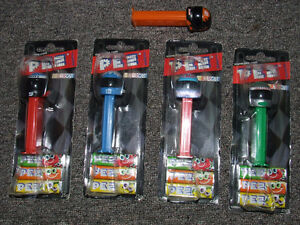 NASCAR PEZ Dispensers - 5 Different - $10.00 FOR ALL !!!