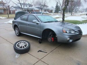 Car Tires On Rim Service for $30