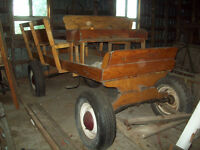 buggy pour cheval