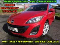 2010 Mazda 3 1.6 Sport - KMT Cars