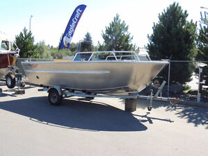2013 20' EagleCraft Center Console - $19995 (Campbell River)