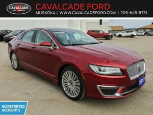2017 Lincoln MKZ HEV Reserve