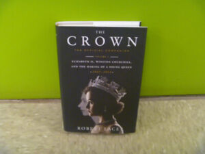 The Crown In Hard Cover