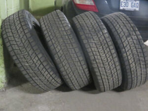 Tires / Pneus    Hiver/Winter