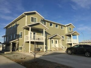 BROOKS, AB NEW, UPSCALE 1 BEDROOM CONDO FOR RENT APRIL 1st