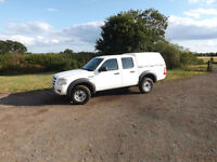 Ford Ranger 2.5TDCi ( 143PS ) 4x4 Double Cab 2008/57 1 OWNER F/S/H