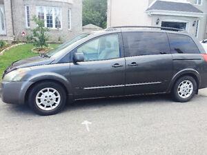 2004 Nissan Quest Minivan, Van  for 2500$