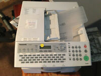Panasonic Panafax UF-8200 - Print, fax and copy