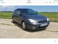 FORD FOCUS 1.6 PETROL £375 DRIVE AWAY TODAY