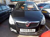 Vauxhall Agila 1.0i 12v ecoFLEX Club 5 DOOR - 2009 09-REG - FULL 12 MONTHS MOT
