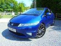 Honda Civic I-VTEC Si in Deep Sapphire Blue - 1.8 Manual Petrol