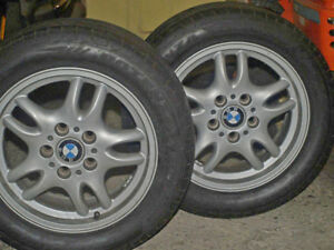 BMW Style 30 Double Spoke wheels (Set of 4)