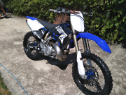 YZ250 2015 Northfield Port Adelaide Area Preview