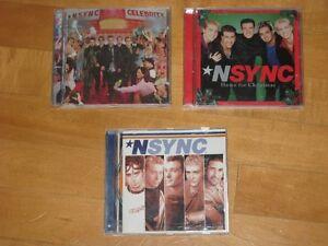 CD de NSYNC (4$ch ou 3 pour 10$)