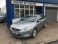2009 Ford Mondeo 2.0TDCi 140 Titanium X 97,000 MILES, FULL HISTORY, HPI CLEAR.