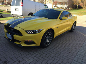 2016 Ford Mustang GT Coupe (2 door)