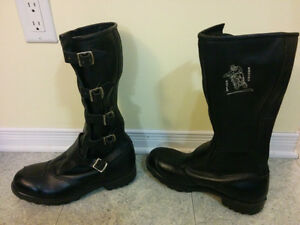 Royer Enduro motocross boots