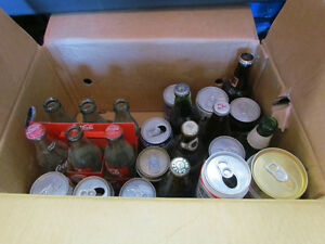 Beer and Pop Bottle/Can Collection- Vintage-GOTTA GO! Peterborough Peterborough Area image 6