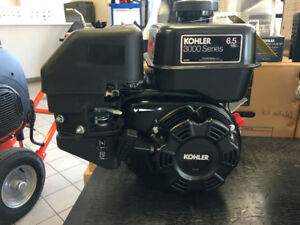 Kohler 6.5 hp engine - replace your Honda GX160 motor