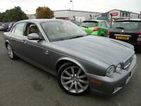 2008 Jaguar XJ Series 2.7TD Executive V6 - LEATHER + AUTOMATIC + Long MOT 2017!