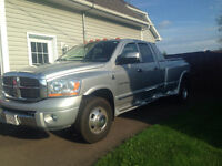 2006 Dodge Power Ram 3500 Cummins -Laramie Package