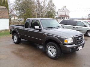 2007 Ford Ranger Pickup Truck 4X4