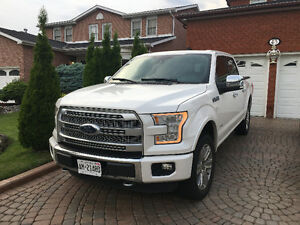 Ford F-150 Pickup Platinum Edition -  SOLD