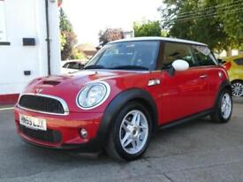 2009 MINI HATCH COOPER S AUTOMATIC HATCHBACK PETROL