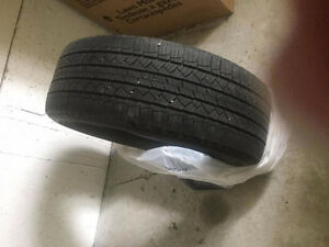 Two All season tires out of Chevy Equinox 235/ 55 /R 18