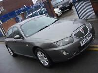 2004 54 PLATE Rover 75 2.0 CDTi Connoisseur 4dr Manual in Grey