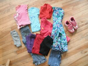 Size 4 girls fall clothes
